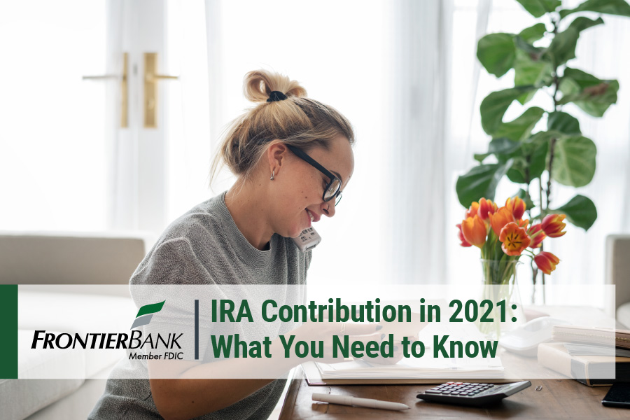 IRA Contribution Title Graphic