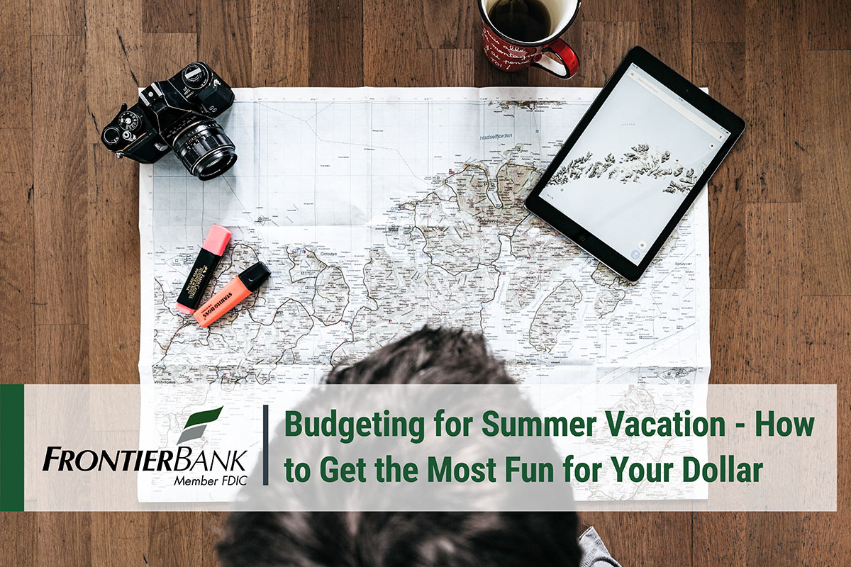 Budgeting for Summer 2