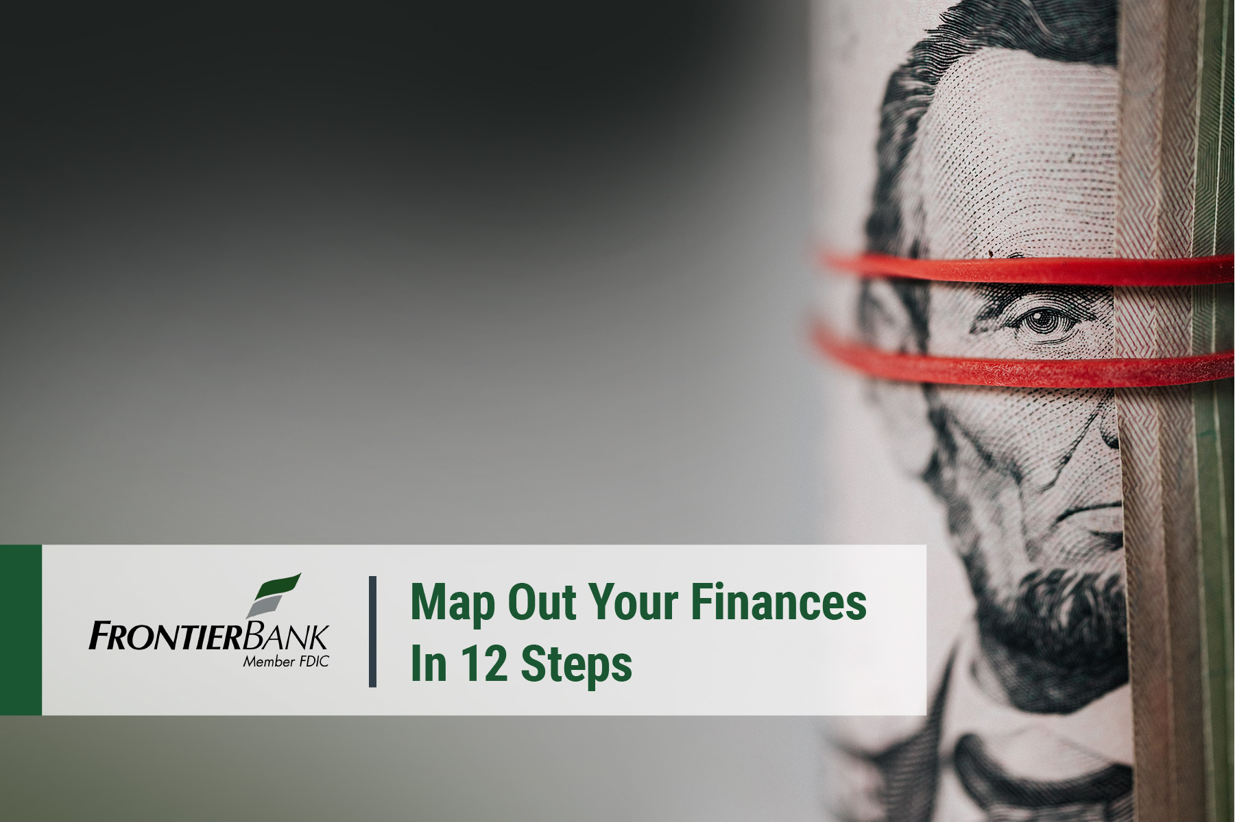 Map out Finance in 12 Steps 2